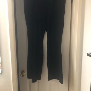 Lane Bryant Pants - Lane Bryant classic black trouser